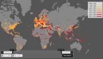Nodegoatbu'nun Harita Uygulaması