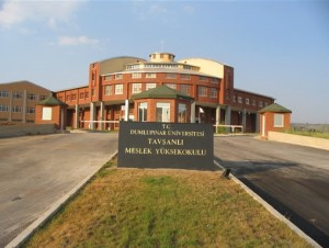 Dumlupınar Üniversitesi Tavşanlı Meslek Yüksekokulu