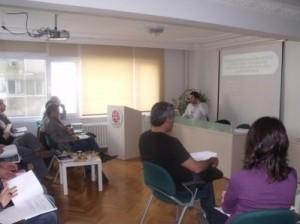 6 Kasım 2010 HKMO İstanbul Şubesi Kamulaştırma Bilirkişi Eğitimi