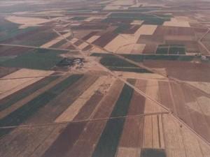 Arazi Toplulaştırması Öncesi