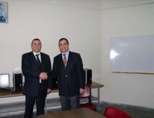 Selçuk Üniversitesi Harita Mühendisliği Bölüm Başkanı Doç. Dr. İbrahim Öztuğ BİLDİRİCİ