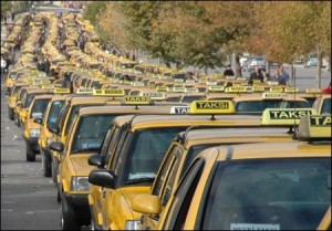 Taksi Navigasyon Sistemi
