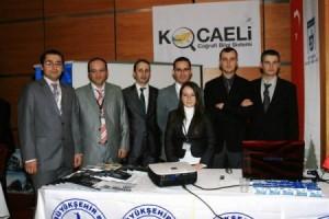 Türkiye Ulusal Coğrafi Bilgi Sistemi (TUCBS)