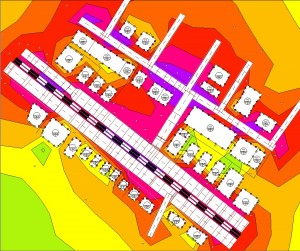 Samsun Gürültü Haritası