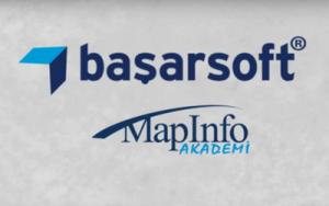 MapInfo ürün ailesi eğitimlerini verme yetkisine sahip olan tek kurum Başarsoft MapInfo Akademi'dir.