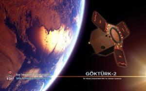 GÖKTÜRK-2 Uydusu, 397 kilogramlık kütleye ve 2,5 metre çözünürlüğe sahip.