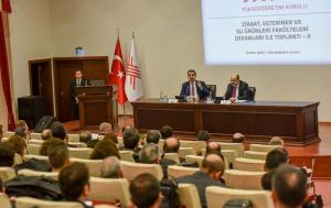ÇELİK, tarım sektörüne bu yıl için 11,6 milyar lira destek için pay ayrıldığına dikkat çekti.
