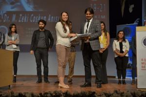 Genç Haritacı Bitirme Tezi yarışmasında Afyon Kocatepe Üniversitesi birinci oldu.