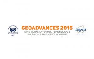 GeoAdvances 2016, 17-18 Ekim tarihleri arasında Mimar Sinan Üniversitesi ev sahipliğinden gerçekleştirilecek.